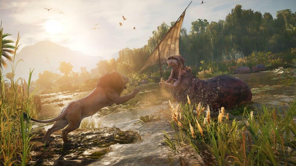Obrázek ze hry Assassin's Creed Origins: Gods Edition