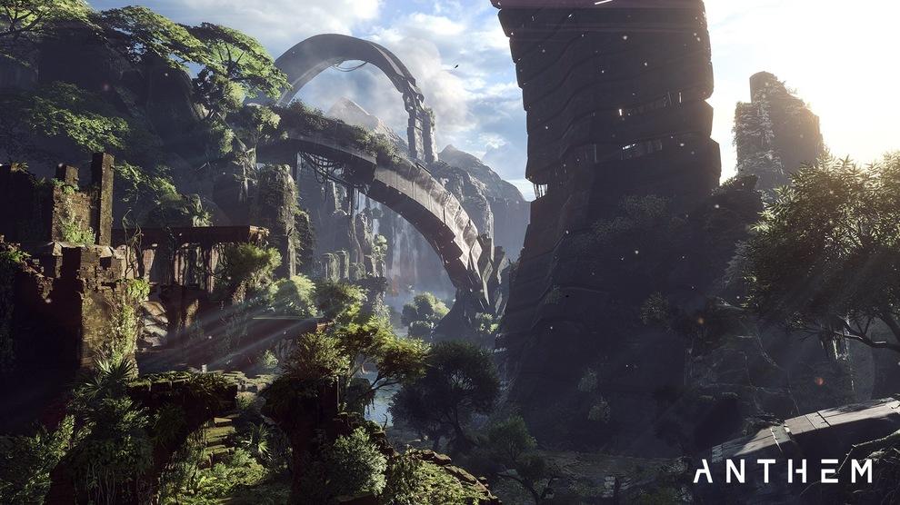 Obrázek ze hry Anthem