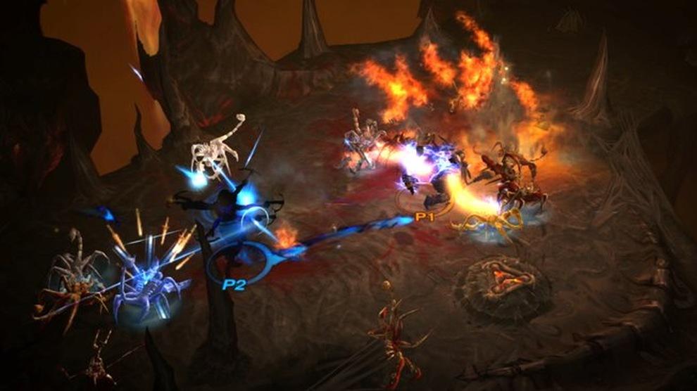 Obrázek ze hry Diablo III Eternal Collection