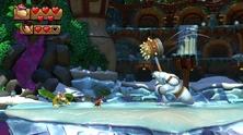 Obrázek ze hry Donkey Kong Country: Tropical Freeze