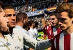 Obrázek ze hry FIFA 18
