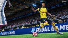 Obrázek ze hry FIFA 20