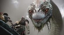 Obrázek ze hry God of War + balíček štítů a tričko