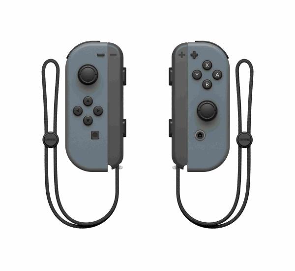 Obrázek ze hry Ovladače Joy-Con - šedé