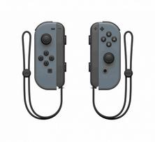 Obrázek ze hry Ovladače Joy-Con - šedé + Joy-Con Charging Grip