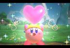 Obrázek ze hry Kirby Star Allies + samolepky