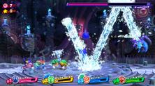 Obrázek ze hry Kirby Star Allies
