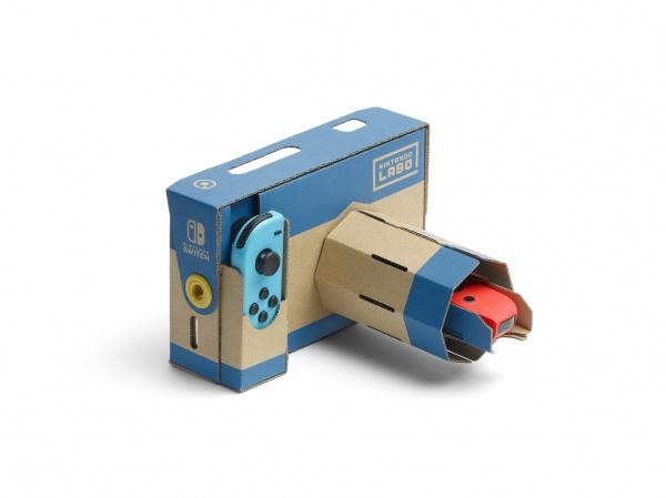 Obrázek ze hry Nintendo Labo VR Kit - Expansion Set 1