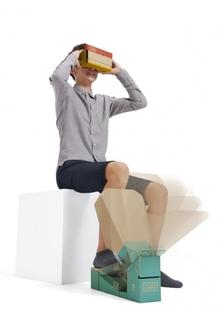 Obrázek ze hry Nintendo Labo VR Kit - Expansion Set 2