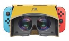 Obrázek ze hry Nintendo Labo VR Kit + plakát