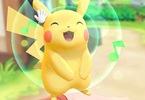 Obrázek ze hry Pokémon: Let's Go, Eevee! + plakát