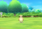 Obrázek ze hry Pokémon: Let's Go, Pikachu! + plakát