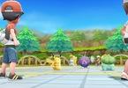 Obrázek ze hry Pokémon: Let's Go, Eevee!