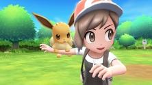 Obrázek ze hry Pokémon: Let's Go, Pikachu!