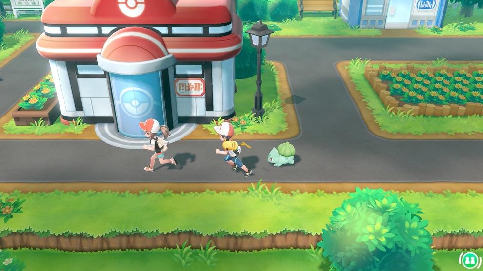 Obrázek ze hry Pokémon: Let's Go, Pikachu! + klíčenka, utěrka a samolepky