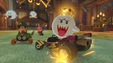 Obrázek ze hry Mario Kart 8 Deluxe + samolepky