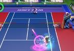 Obrázek ze hry Mario Tennis Aces + klíčenka a potítko