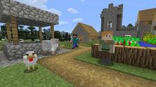 Obrázek ze hry Minecraft: Nintendo Switch Edition