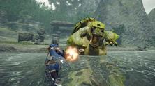 Obrázek ze hry Monster Hunter Rise