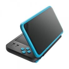 Obrázek ze hry New Nintendo 2DS XL - černo-tyrkysová