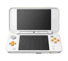 Obrázek ze hry New Nintendo 2DS XL - bílo-oranžová