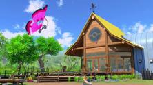 Obrázek ze hry New Pokémon Snap + samolepky, plakát a fotorámeček