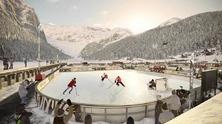 Obrázek ze hry NHL 19