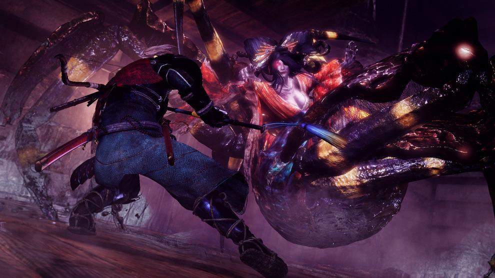 Obrázek ze hry Nioh