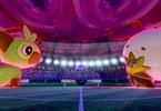 Obrázek ze hry Pokémon Sword
