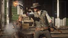 Obrázek ze hry Red Dead Redemption 2 + DLC