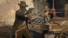 Obrázek ze hry Red Dead Redemption 2