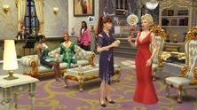 Obrázek ze hry The Sims 4: Cesta ke slávě