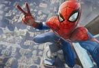 Obrázek ze hry Spider-Man