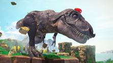 Obrázek ze hry Super Mario Odyssey + plakát