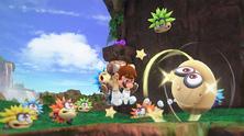 Obrázek ze hry Super Mario Odyssey