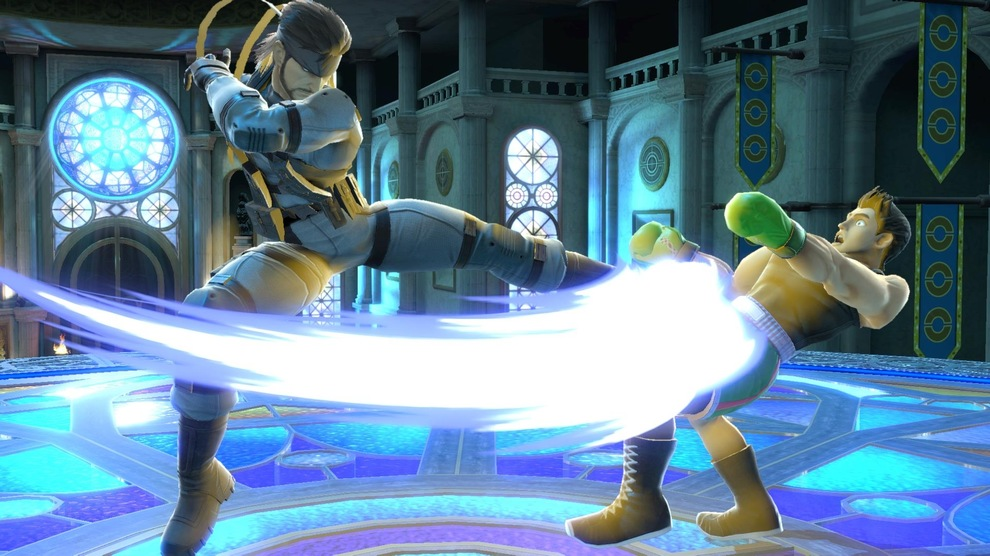Obrázek ze hry Super Smash Bros: Ultimate