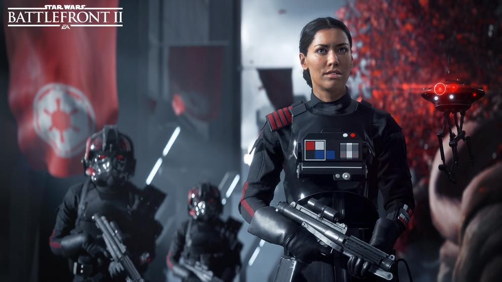 Obrázek ze hry Star Wars Battlefront II