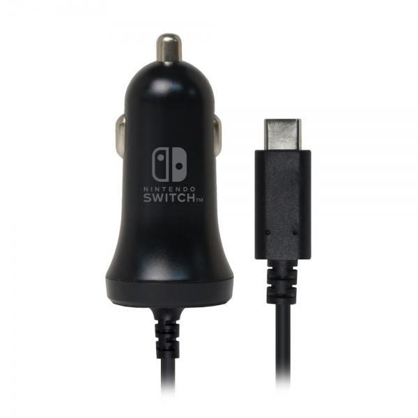 Obrázek ze hry Nintendo Switch nabíječka do auta