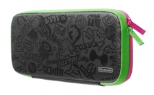 Obrázek ze hry Nintendo Switch Carrying Case & Screen Protector Splatoon 2