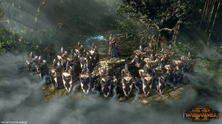 Obrázek ze hry Total War: WARHAMMER II