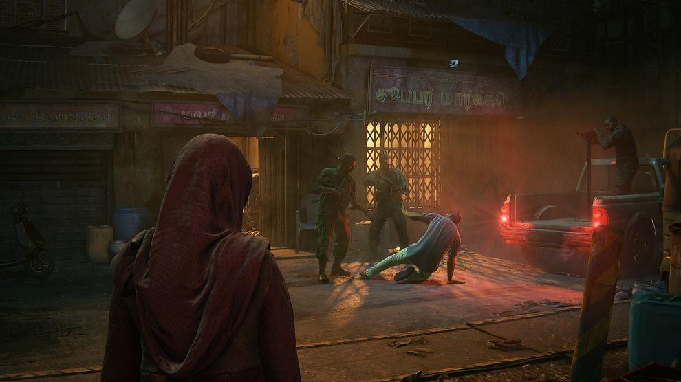 Obrázek ze hry Uncharted: The Lost Legacy + hra zdarma