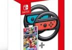 Obrázek ze hry Joy-Con Wheel Pair + Mario Kart 8 Deluxe bundle