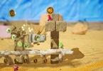 Obrázek ze hry Yoshi's Crafted World + samolepky