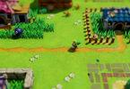 Obrázek ze hry The Legend of Zelda: Link's Awakening + klíčenka