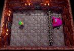 Obrázek ze hry The Legend of Zelda: Link's Awakening + čisticí utěrka na displej