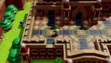 Obrázek ze hry The Legend of Zelda: Link's Awakening