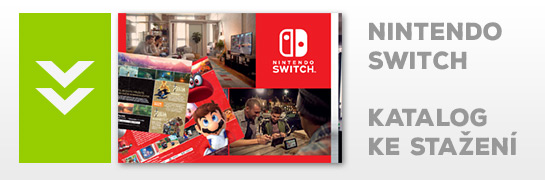 Nintendo Switch katalog