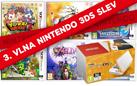 3. VLNA NINTENDO 3DS SLEV