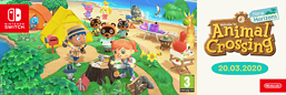 Objevte svět bestselleru Animal Crossing: New Horizons