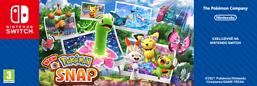 New Pokémon Snap + samolepky, plakát a fotorámeček!